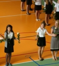 Pożegnanie absolwentów 2011/2012
