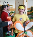 Turniej o tytuł Super Klasy 21.03.2012 Dzień Samorządności -