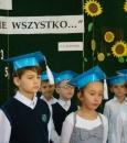 Pierwszaki i przedszkolaki na ślubowaniu 2012